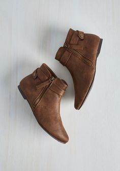 To the Dune and Back Bootie, #ModCloth