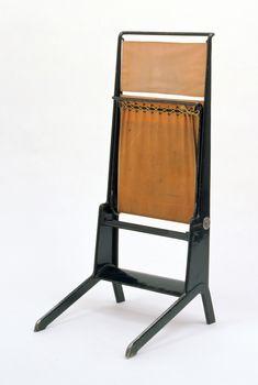 Jean Prouvé, Pierre Missey. Folding Chair. 1930