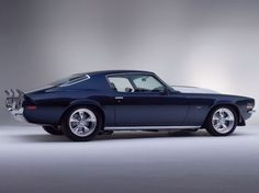 Most favorite car was my 72 camaro.... This is way sharper looking. Mine had maroon strips and slot rims