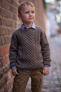Mignon Knitting pattern by Justyna Lorkowska Boys Knitting Patterns Free, Baby Cardigan Knitting Pattern, Knitting For Kids, Baby Patterns, Baby Knitting, Toddler Sweater, Baby Pullover, Boys Sweaters, Handmade Clothes