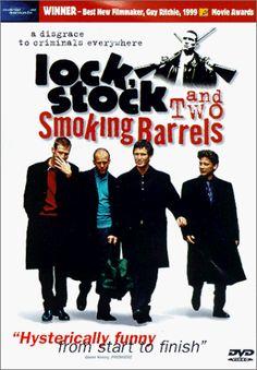Amazon.com: Lock, Stock & Two Smoking Barrels (Widescreen Edition): Jason Flemyng, Dexter Fletcher, Nick Moran, Jason Statham, Steven Mackintosh, Nicholas Rowe, Sting, Vinnie Jones, P.H. Moriarty, Guy Ritchie, Matthew Vaughn: Movies & TV