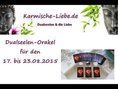 Dualseelen-Orakel für den 17.-23.08.2015