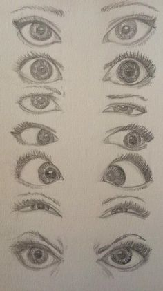 Pencil drawing Step by Step Eye Draws (realistic and colorful) -. Bleistiftzeichnung Step by Step Eye Draws (realistisch und farbenfroh) -. Pencil drawing Step by Step Eye Draws (realistic and colorful) -. Easy Pencil Drawings, Pencil Sketch Drawing, Art Drawings Sketches Simple, Cool Drawings, Sketch Art, Drawing Base, Drawing Step, Disney Drawings, Realistic Eye Drawing