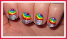 pretty fingernail designs | pretty nail designs for short nails