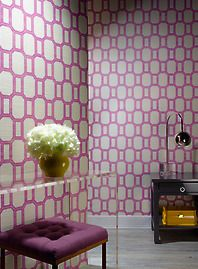 Showhouse Gallery • Grasscloth Wallpaper • Natural Wallcoverings • Phillip Jeffries Ltd. @ bbinteriordesigns.com Geneva, IL