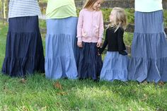 Design-a-skirt custom skirt made just for you. You choose fabric, color, size, and length! www.theskirtoutlet.com