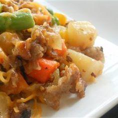 Easy Dinner Hash Allrecipes.com