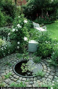 Many people have a dream of building their own water garden or backyard ponds around the home. Water garden and backyard ponds are a type of man-made water feature. They have been a home landscaping…MoreMore (backyard landscaping) Garden Pond Design, Garden Pool, Garden Landscaping, Patio Design, Backyard Designs, Garden Art, Landscaping Ideas, Diy Garden, Modern Landscaping