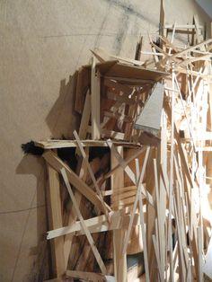 Tadashi KAWAMATA - Collective folie la villette - 2014