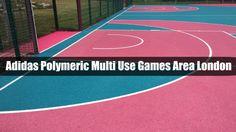 Adidas Polymeric Multi Use Games Area London