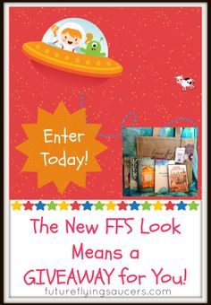 The New FFS Look Means a GIVEAWAY for You! - Future.Flying.Saucers.