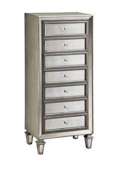 cosmo mirrored lingerie chest by urban glam on hautelook