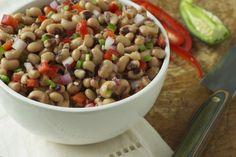 Black-Eyed Pea Salad #recipe
