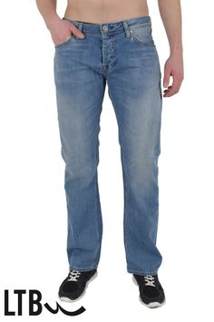 Ltb Jeans Paul - Straight Leg - Used-Waschung - Wetton