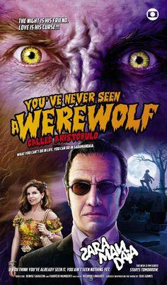Globo TV Samandaia series: Werewolf