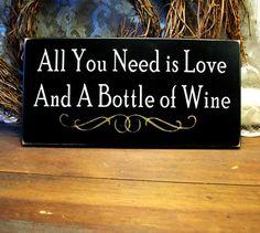 Love and Wine <3
