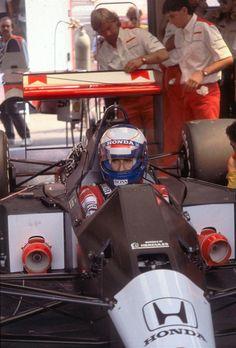 Alain Prost McLaren MP45B Honda V10. GP Alemania 1989. Alain Prost, Mercedes Slr, Slr Mclaren, Automobile, Formula 1 Car, Race Engines, F1 Racing, Commercial Vehicle, Car And Driver
