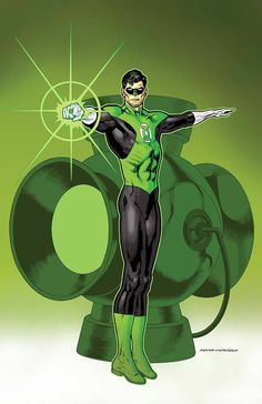 HAL JORDAN AND THE GREEN LANTERN CORPS #1 Kevin Nowlan Variant