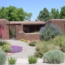 lovely xeriscaping