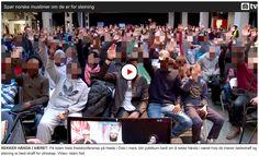 Overskriften er hentet fra Kristin Clemet sin blogg. Clemet skriver følgende i sitt innlegg: I morgen sender dansk TV2 siste del av dokumentaren «Moskeerne bag sløret». Dette er en doku… Concert, Concerts
