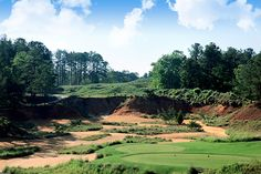 A phenomenal design in the Sandhills of NC - Mike Stranz's Tobacco Road Golf Course
