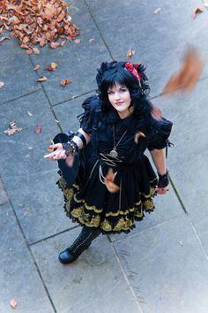 =^_^= ~Nya Lolita Fashion, Gothic Fashion, Visual Kei, Pastel Goth, Gothic Lolita, Harajuku, Grunge, Punk, Kawaii