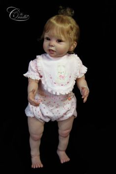 The-Cradle-Kits-Reborn-Baby-Toddler-Doll-Kit-Bonnie-By-Linda-Murray-29-New