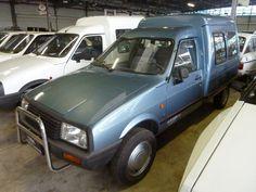 Citroën : la version « made in Taïwan Citroen C15, Psa Peugeot Citroen, Automobile, Ds, Passion, France, Future, Collection, Cars