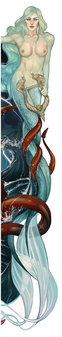 Jonathan Chanutomo | Mermaid