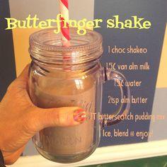 Shakeology and 21 Day Fix Recipes