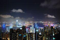 Hongkong_From The Peak-1