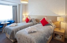 Menzies Bournemouth East Cliff Court | Bournemouth Hotels Near Beach | Bournemouth Beach Hotels | Four Star Accommodation | South Coast | Twin Room