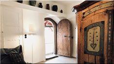 autentikus berendezés parasztházak (lakások, otthonok 11) Cottage Homes, Oversized Mirror, Entryway, Country, Furniture, House, Home Decor, Diy, Ideas