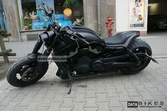 Harley-Davidson V-Rod Night Rod | 2007 Harley Davidson V-Rod NIGHT ROD Bad Boys reconstruction Chopper ...