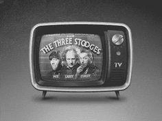 los tres chiflados the three stooges gif