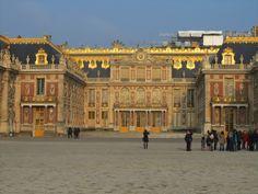Versailles, France - Versailles Palace