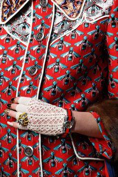 Gucci Prêt à Porter Primavera/Verano 2016