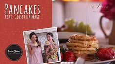 Pancake, uma receita tipicamente americana para deixar o seu café da manhã mais gostoso.
