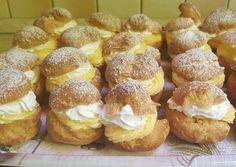 Képviselőfánk | Timcsi receptje - Cookpad receptek Paleo, Pretzel Bites, Doughnut, Baked Potato, Muffin, Sweets, Bread, Snacks, Cookies