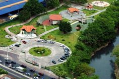 Parque Municipal Ponte dos Bilhares nel Manaus, AM
