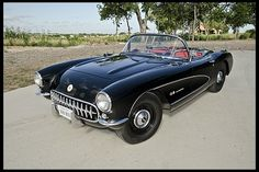 1957 Chevrolet Corvette Airbox 1 of 43 Airbox Corvettes Produced
