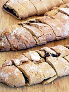 Fig Newtons (copycat cookies) Yum!