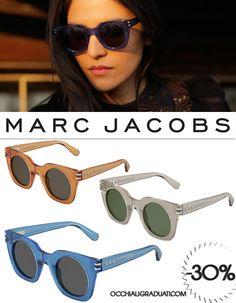 Occhiali Estate 2014 Marc by Marc Jacobs -30% su OcchialiGraduati.com  #sunglasses #shopping #style #ss2014 #summer #fashion #glassesonline #marcjacobs