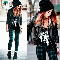 Lua P - Sheinside Leggings - Melvins.