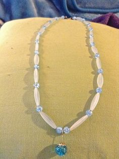 Polar Ocean necklace.