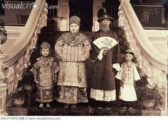 OLD  CHINESE PHOTOS | Old photo of a Chinese wedding in Singapore [008LIT14978] > Stock ...