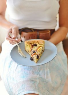 FALL STONE FRUIT CAKE 2 by Michael on September 8 2012 Barbra Michnowski onto Verses From My Kitchen