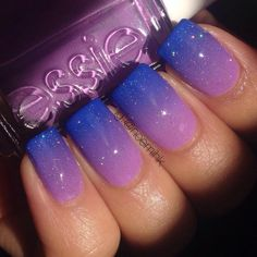 On A Trip by wetnwild Pacific Blue by SallyHansen Play Date by essie