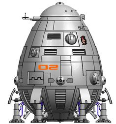 Battletech spheroid dropships - Google Search