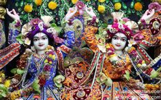 To view Gopinath Close Up Wallpaper of ISKCON Chowpatty in difference sizes visit - http://harekrishnawallpapers.com/sri-sri-nitai-gaurachandra-close-up-wallpaper-005/
